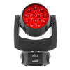 Chauvet DJ Intimidator Wash Zoom 450 IRC Moving Head Wash Fitted w/ Twelve 15W Quad-Color RGBW LEDs
