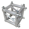 ProX XT-JB6W-2W Square Aluminum Truss Junction Block Two Way w/ 8 half conical couplers Fits Global