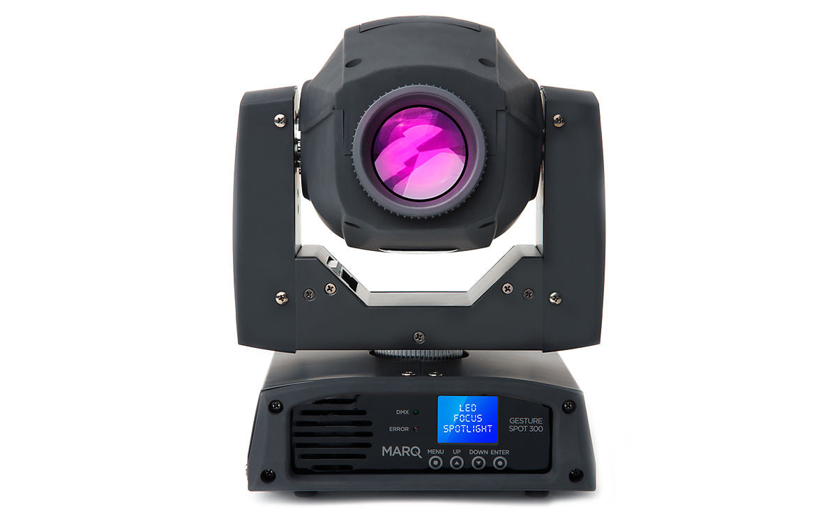MARQ Gesture Spot 300 60W LED Manual Focus Spotlight