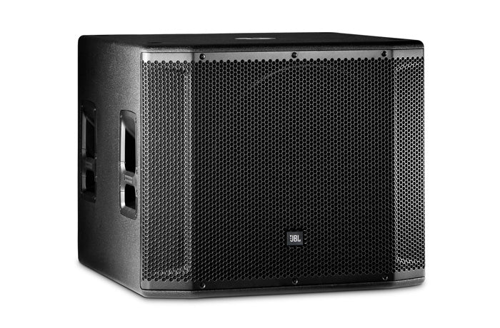 "JBL Pro SRX818SP 18"" Self-Powered Subwoofer System"