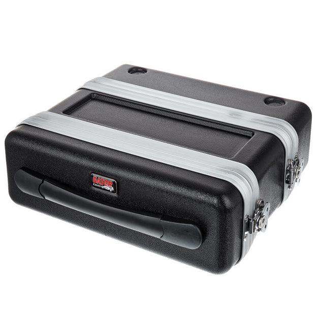 Gator Cases GM-1WP Microphone Case | ATA Molded Case for A Single Wireless Mic System