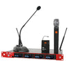 Galaxy Audio DHXR4D 4 Channel Wireless Receiver System (584~607MHz)