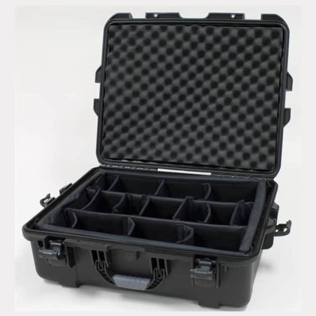 Gator Cases GU-2217-08-WPDV Waterproof Injection Molded Case Black