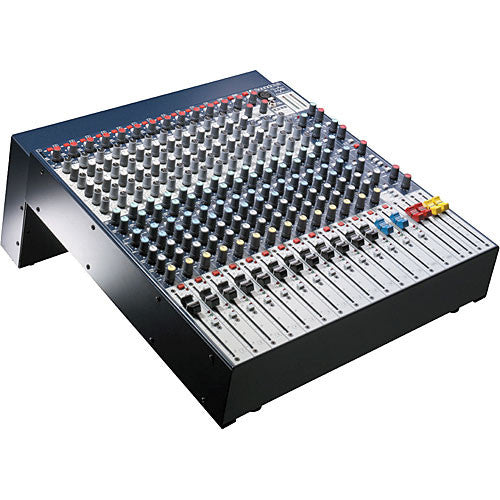 Soundcraft GB2R | 12-Channel Rack-Mountable Audio Mixer