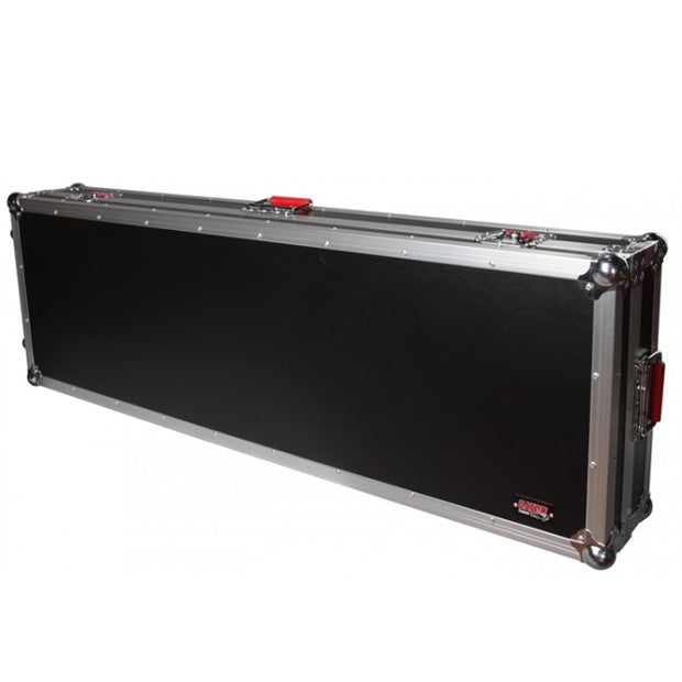 Gator Cases G-TOUR-88V2XL Extra Large 88 Note Road Case w/ wheels
