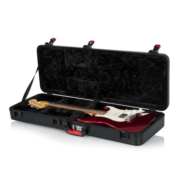 Gator Cases GTSA-GTRELEC Electric Guitar Cases for Stratocaster and Telecaster Style Guitars