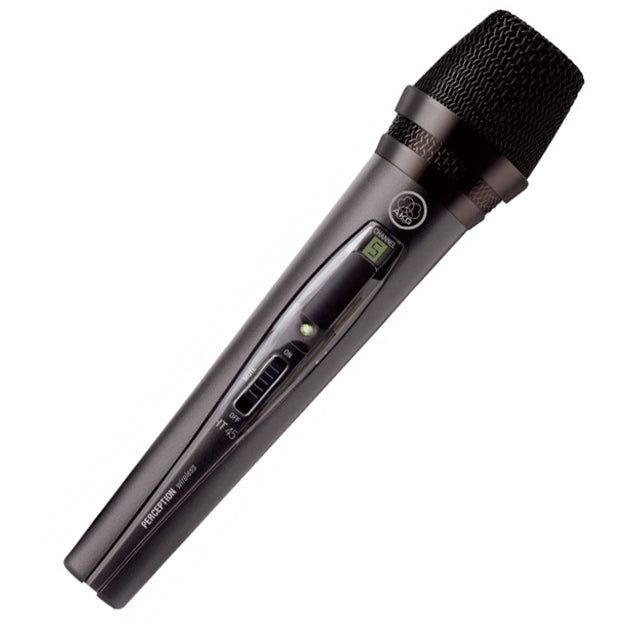 AKG HT45 Band-A High-Performance Wireless Handheld Transmitter