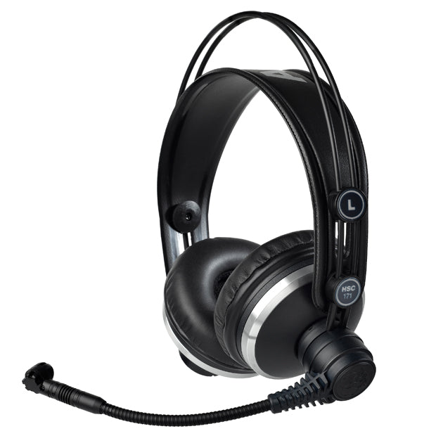 AKG HSC171 Professional Headsets with Condenser Microphone