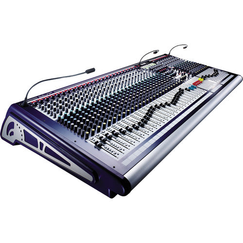 Soundcraft GB4 | 24 Mono Channel Live Sound/Recording Console w/ 4 Stereo Ch and 4 Group Outputs