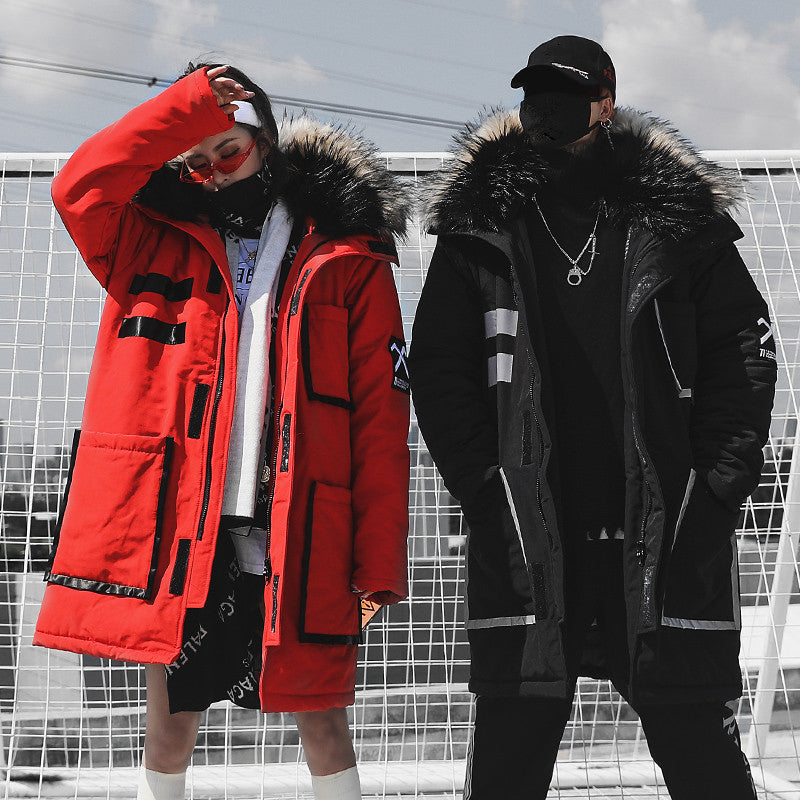 Visionary Parka Jacket