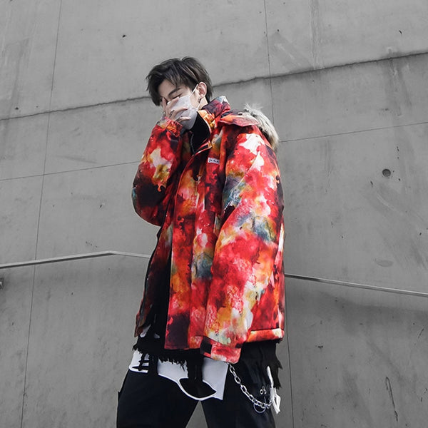 Acid Parka Jacket