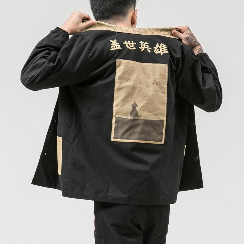 Samurai Coat