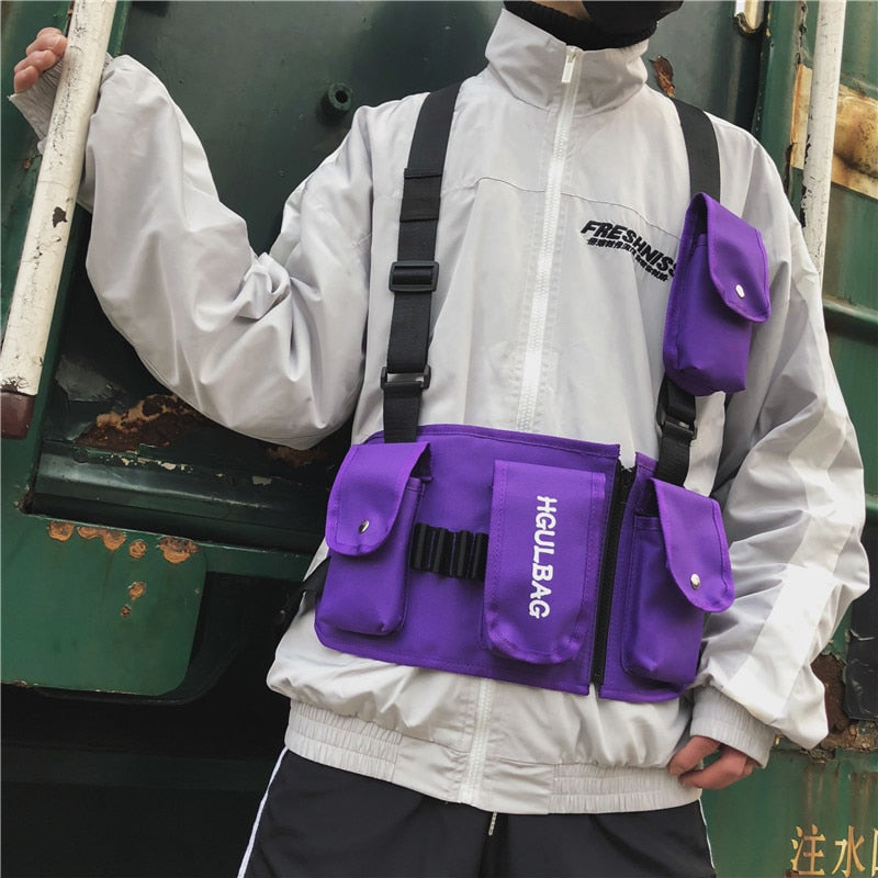 Rogue Chest Bag