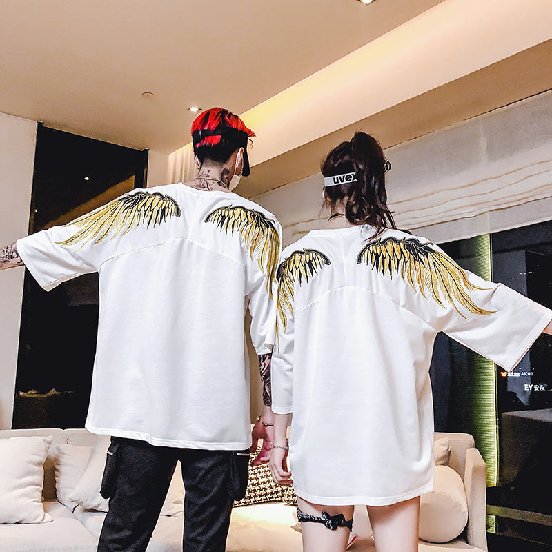 Golden Wings Tee
