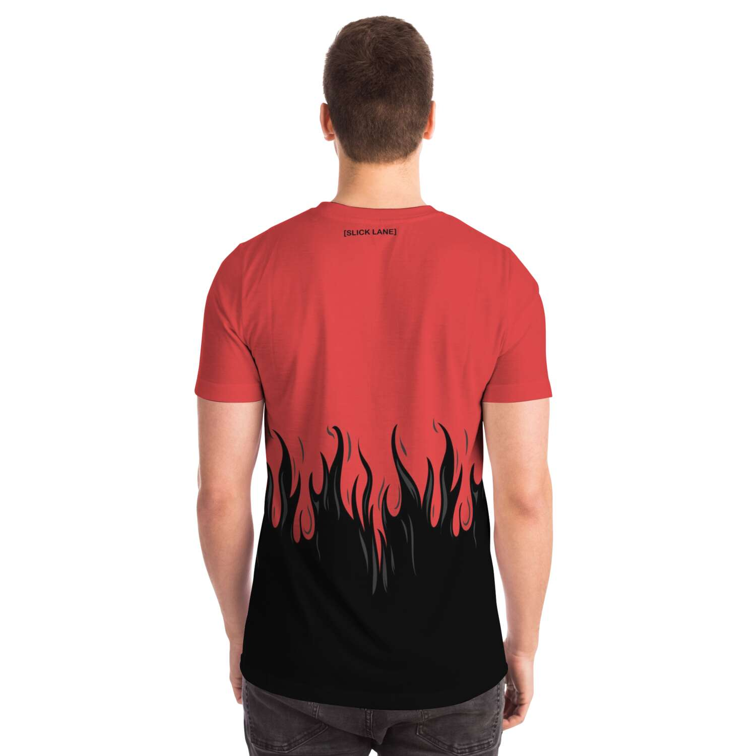 Red Flame Tee