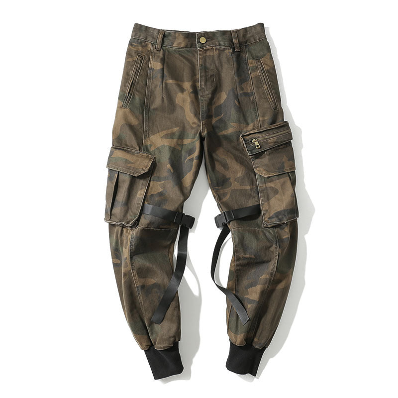 Camo Trooper Pants