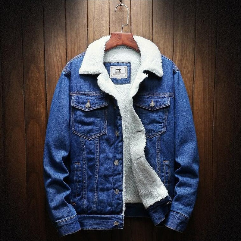 Arctic Denim Jacket