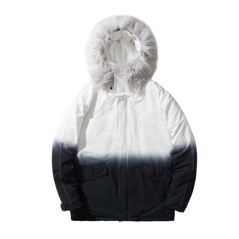 Vortex Parka Jacket