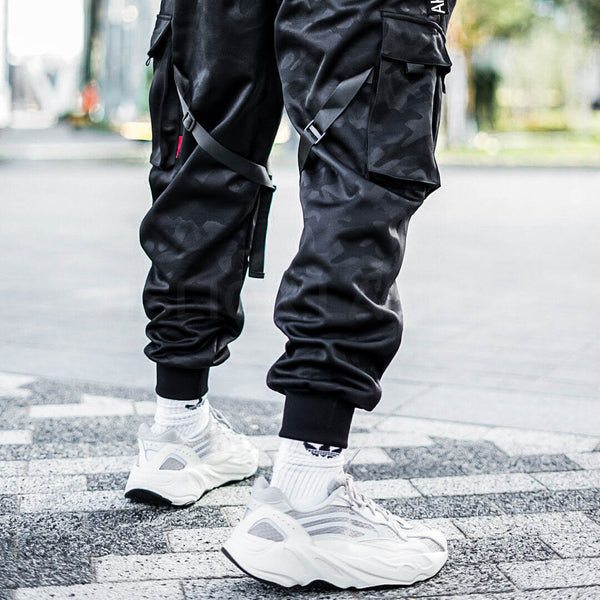 Blackout Camo Pants