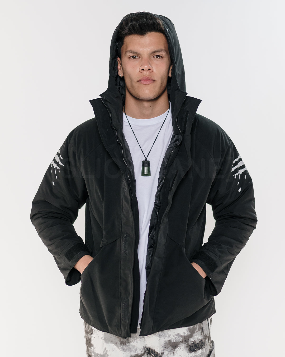 Claw Parka Jacket
