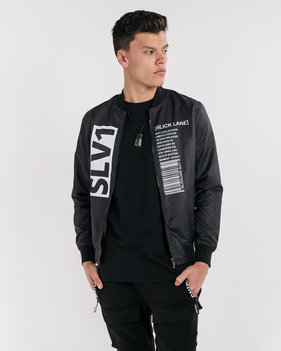 SLV1 Blackout Jacket
