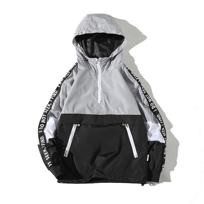 Seeker Windbreaker Jacket