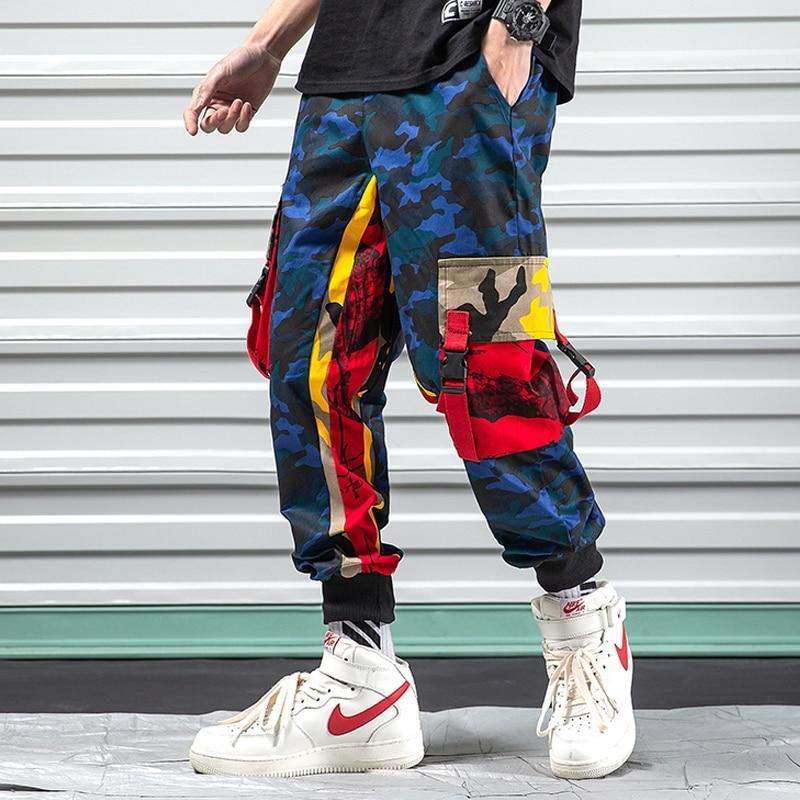 Midnight Camo Pants
