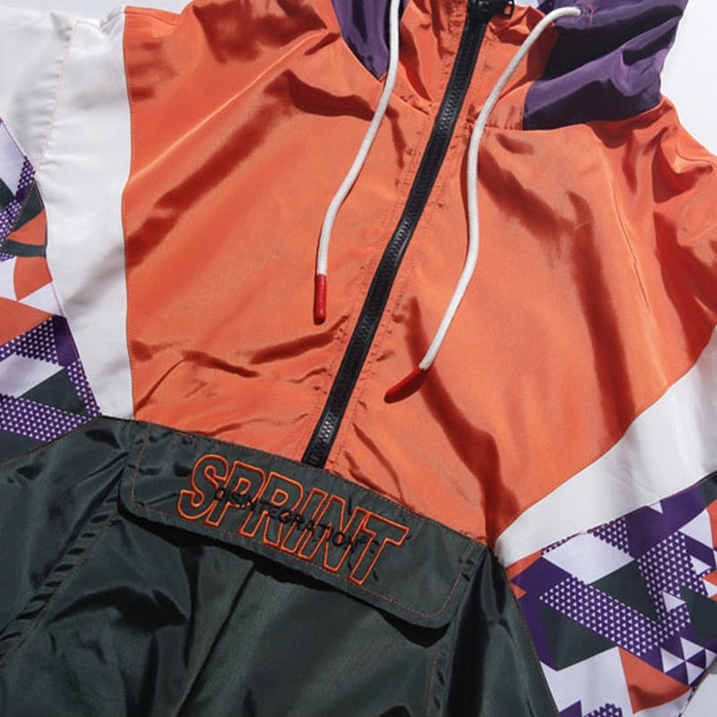 Sprint Windbreaker