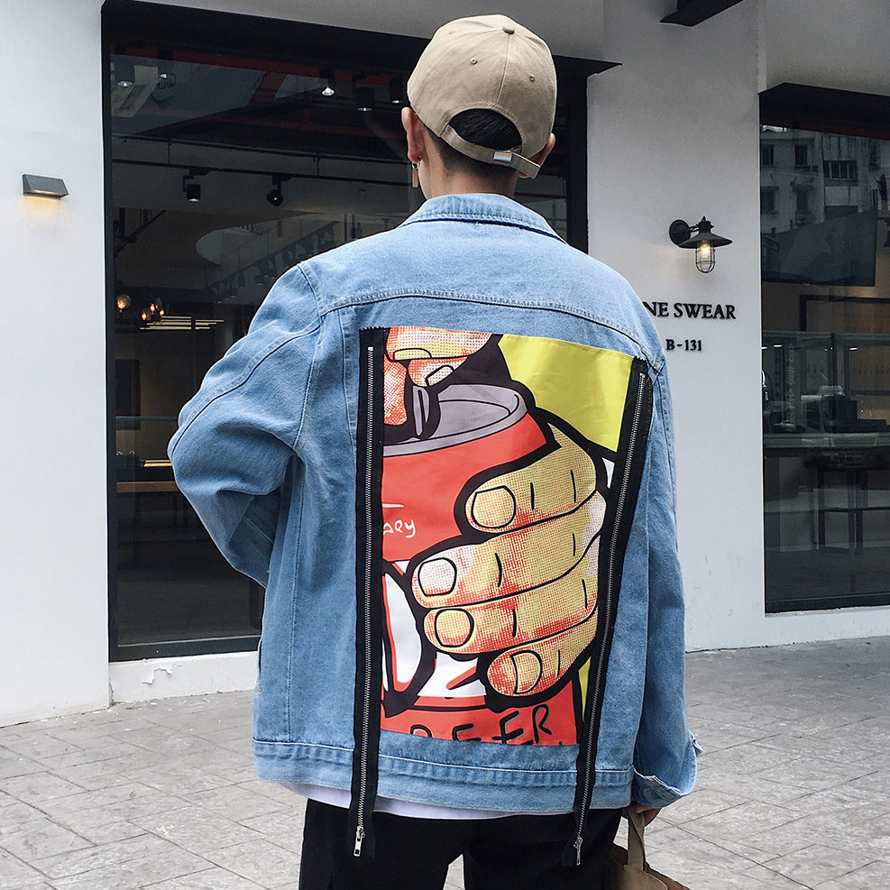 Can Denim Jacket