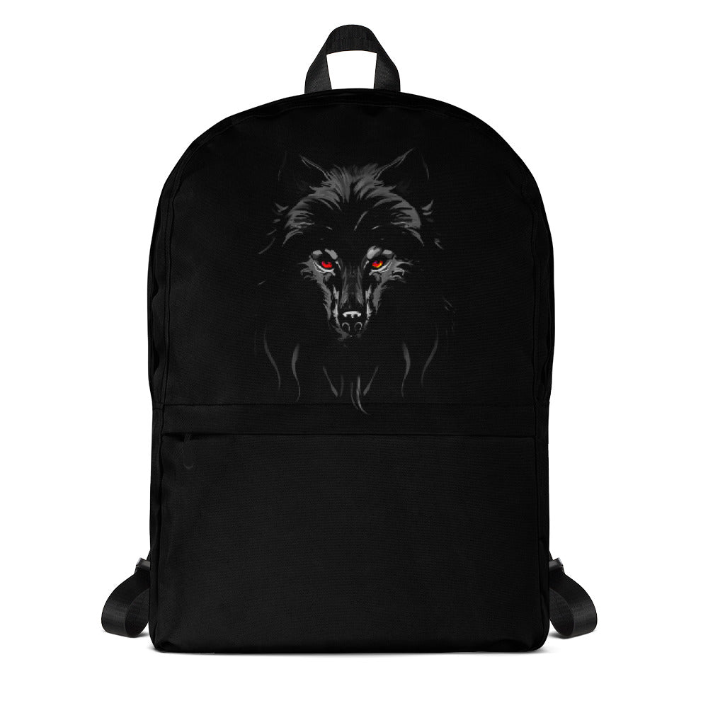 Night Wolf Backpack