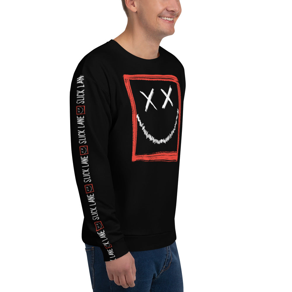 Slick Smile Sweatshirt