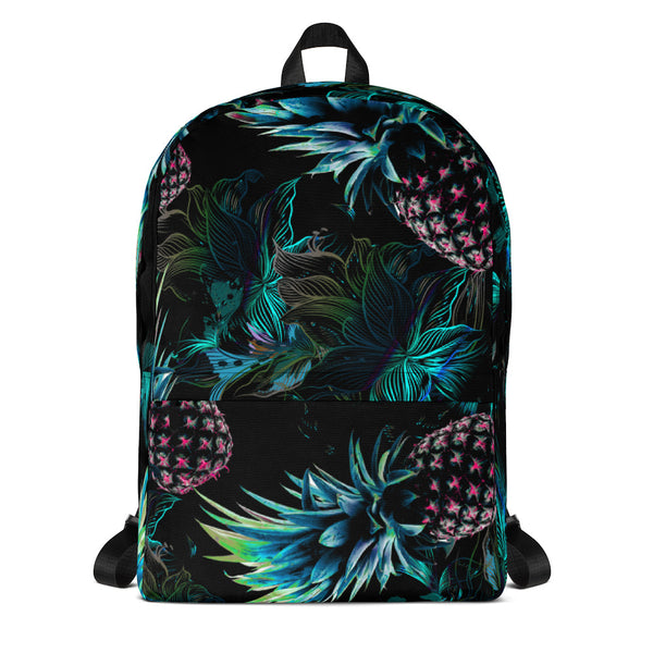 Neon Tropical Backpack