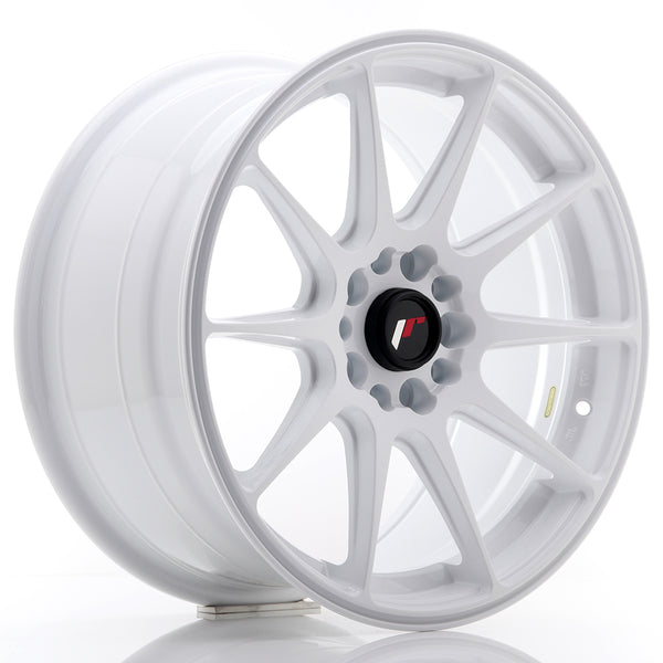 JR Wheels JR11 17x8,25 ET35 4x100/114,3 White