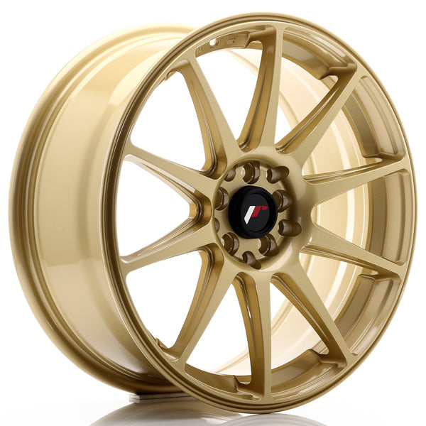 JR Wheels JR11 18x7,5 ET40 5x112/114 Gold