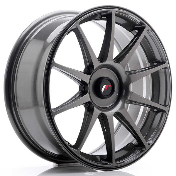 JR Wheels JR11 18x7,5 ET20-40 Blank Hyper Gray