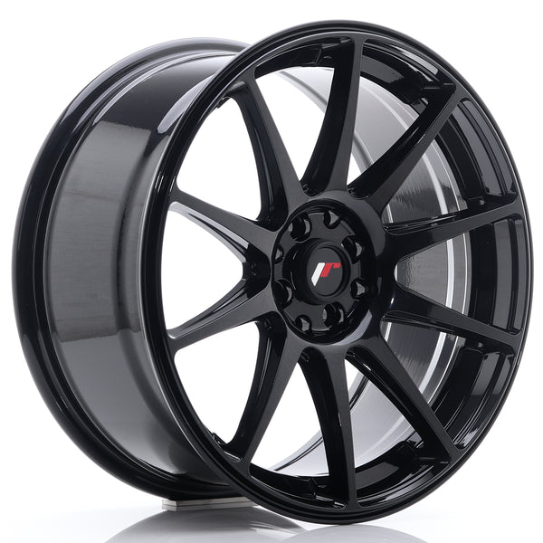 JR Wheels JR11 18x8,5 ET30 4x108/114,3 Gloss Black