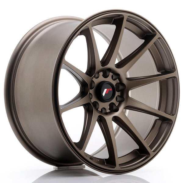 JR Wheels JR11 18x9,5 ET22 5x114/120 Dark Bronze