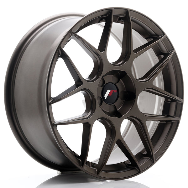 JR Wheels JR18 19x8,5 ET35-42 5H BLANK Matt Bronze