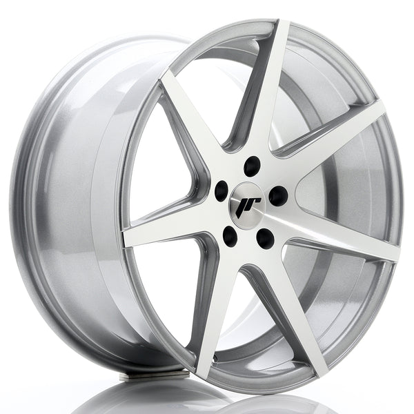 JR Wheels JR20 19x9,5 ET35 5x112 Silver Machined Face