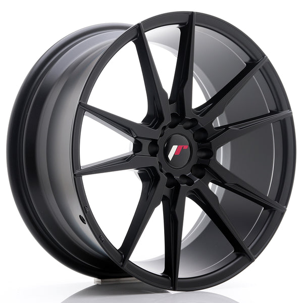 JR Wheels JR21 19x8,5 ET20 5x114/120 Matt Black