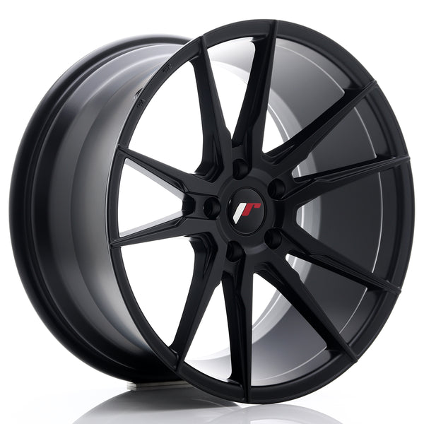 JR Wheels JR21 19x9,5 ET40 5x112 Matt Black