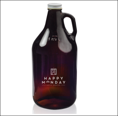 Happy Monday Growler 64oz