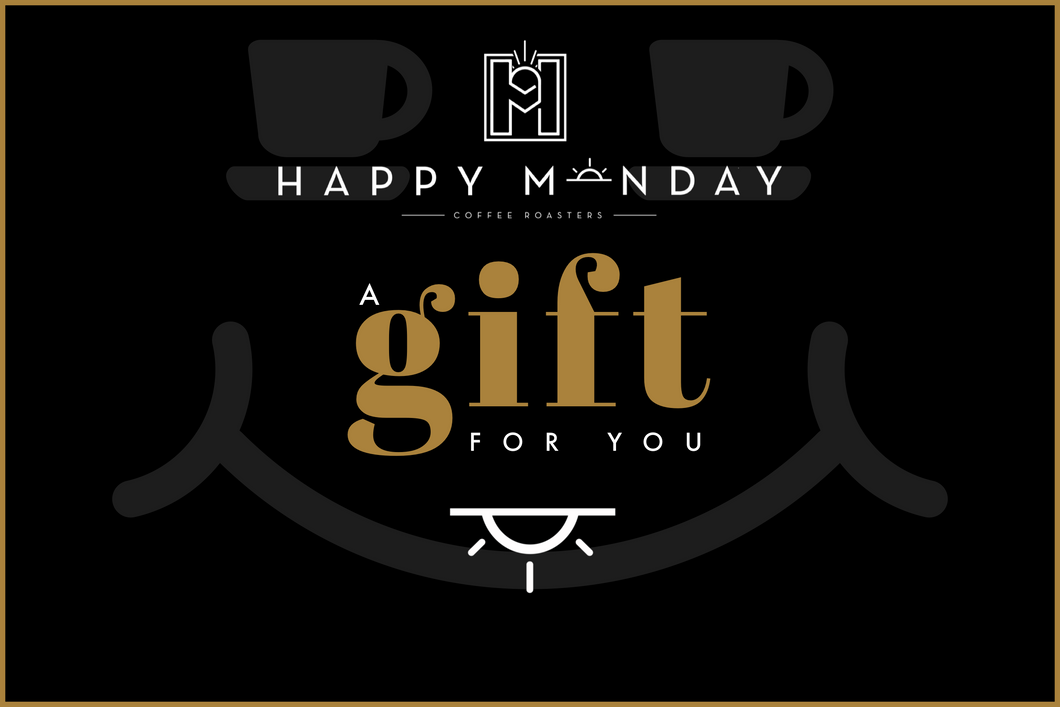 Happy Monday Gift Cards