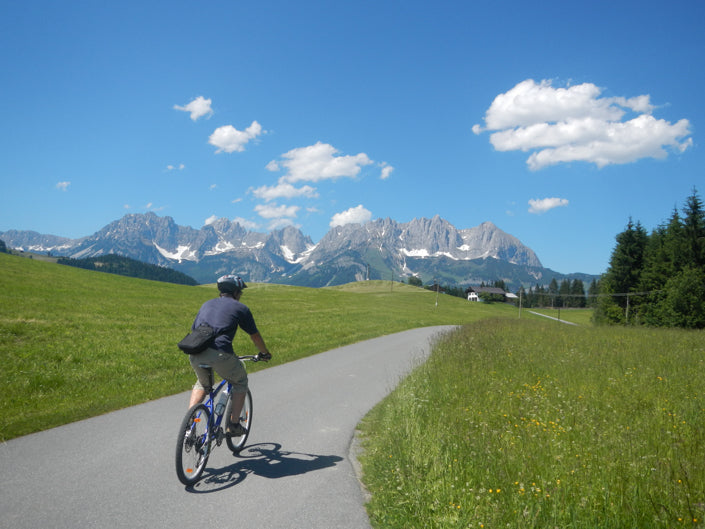 Cycling Tour Kitzbühel, Austria
