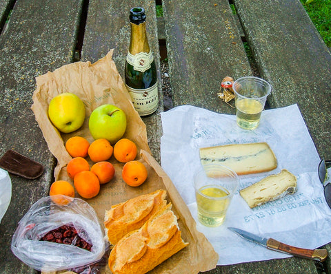 Picnic Lunch Burgundy ConnalKit