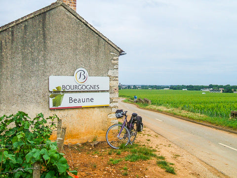 Beaune Burgundy Cycling ConnalKit