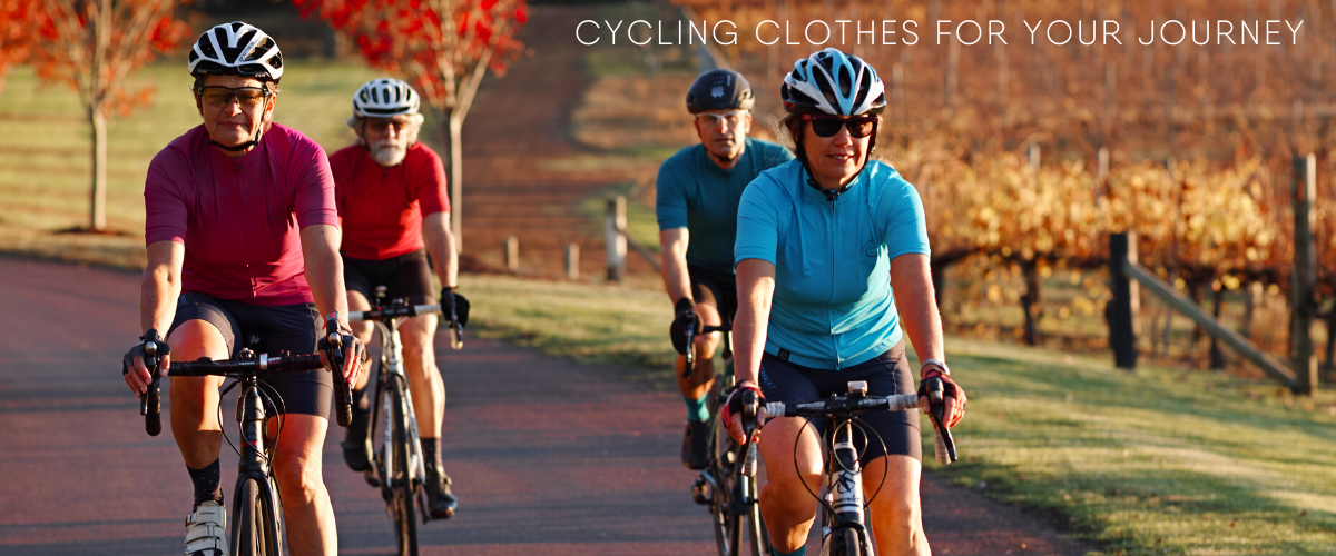 Connal Kit Cycling Clothes