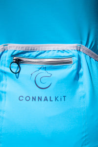 Cycling Jersey Womens ConnalKit HawaiianOcean detail