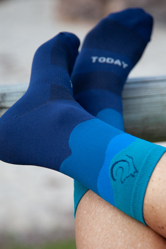Connal Kit Cycling Socks Meelup Today Motivation