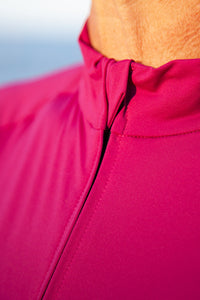 Cycling Jersey Womens ConnalKit Festival Fuchsia zipper